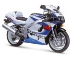 Suzuki GSX600R Srad