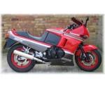Kawasaki GPX600R Afdekkapje bobine