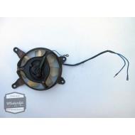 Kawasaki GPX750 radiator koelfan / koelvin