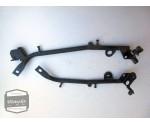 Suzuki GS500E achterbeugels / bagage rails / achter beugels frame / framebeugels