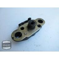 Suzuki GS500E zadel vergrendeling / slot / buddy mechanisme