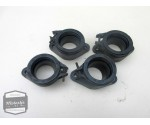 Suzuki GSX750F inlaatrubbers / carburateur rubbers