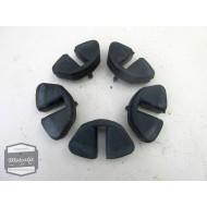 Suzuki GSX750F transmissierubbers / tandwiel rubbers / dempers