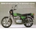 Kawasaki KZ250A (2 cil.)