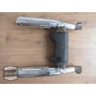 Honda VT750C uitlaat / uitlaatdemper / demper