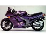 Kawasaki ZZR1100C